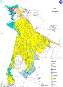 National Vegetation Classification, Preliminary Ecological Appraisal, Extended Phase 1 Habitat survey